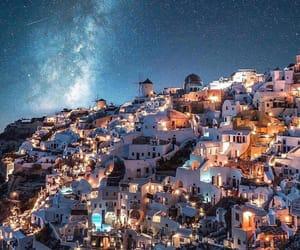 Greece, world, and sky image