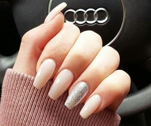 nails, audi, and style image