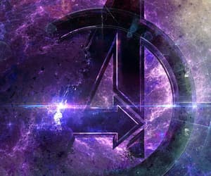 Avengers, Marvel, and poster image