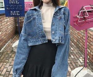 fashion, kfashion, and style image
