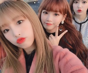 izone, kpop, and sakura image