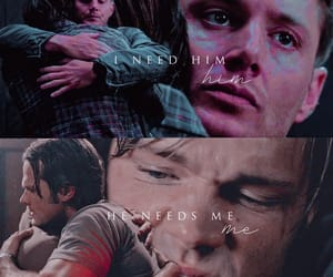 aesthetic, brothers, and sam winchester image