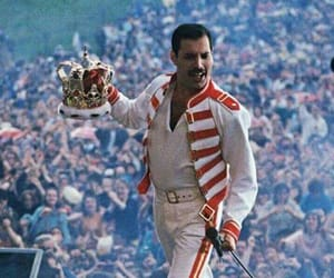 band, Freddie Mercury, and music image
