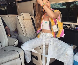gigi hadid, fashion, and coachella image