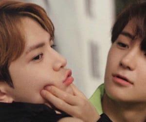 icon, boy group, and hyunjae image
