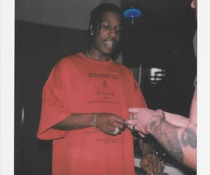 rapper and asap rocky image