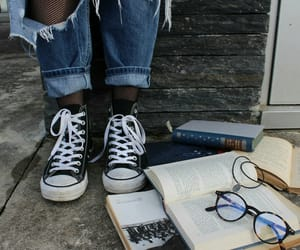 book, grunge, and indie image