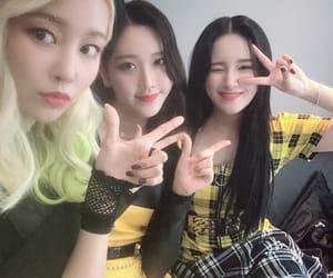 Nancy, hyebin, and nayun image