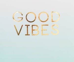 positive and vibes image