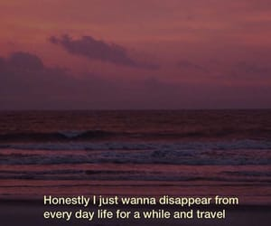 disappear, honest, and life image