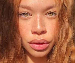 ginger, girl, and ruivas image