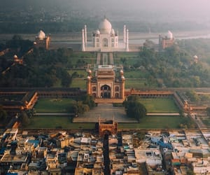 adventure, agra, and architecture image