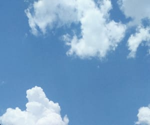 blue, cloudy, and sky image