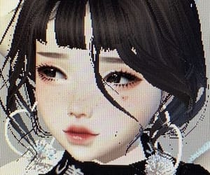 imvu, cyber, and icon image