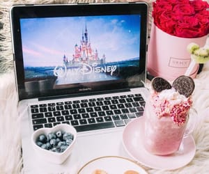 disney, flowers, and inspiration image
