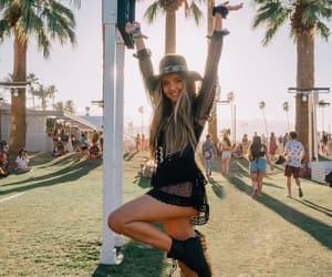 coachella, instagram look, and coachella festival image