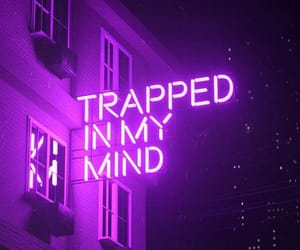 neon lights and words image