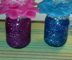 crafts, creative, and glitter image