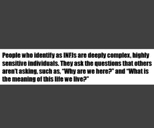 introvert and infj image