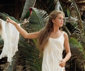 film, movie, and the blue lagoon image