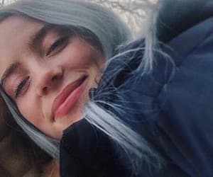 cutee and billie eilish image