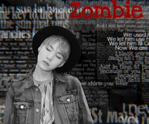 black, minyoongi, and edit image