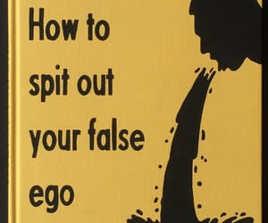 ego, false, and quotes image