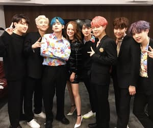 snl, twitter, and bts image