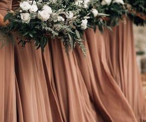 bouquet, bridesmaids, and celebration image