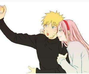 anime, naruto, and ninja image