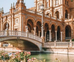 spain and travel image