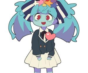 anime, fanart, and girl image