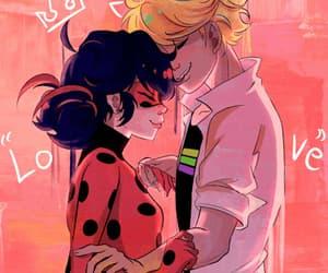 gif, miraculous ladybug, and love image