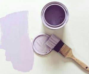 aesthetic, morado, and purple image