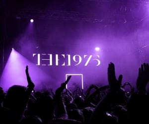 blue, concert, and grunge image