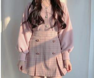 kfashion, outfit, and korean fashion image