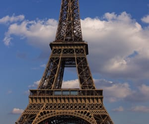 architecture, paris, and vacation image