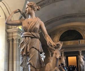 artemis, beautiful, and goddess image