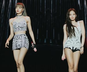 lisa, jennie, and rose image