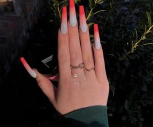 nails, nails inspiration, and nails art image