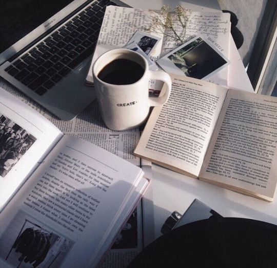 How To Deal With Writer's Block. on We Heart It