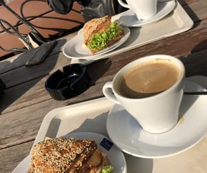 breakfast, like, and sandwich image