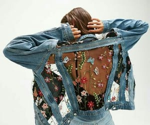 style, fashion, and denim image