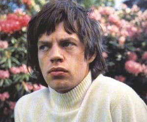 mick jagger, rock, and rock music image