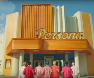 bts, persona, and jin image