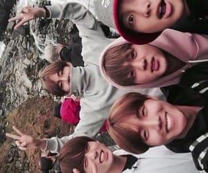 asian, bangtanboys, and idols image