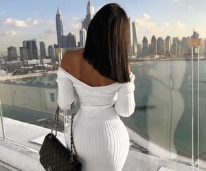 fashion, Dubai, and travel image