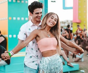 coachella, brent rivera, and fashion image