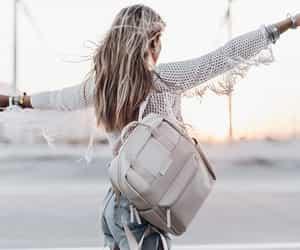 blogger, short jeans, and mikutas image