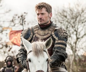 game of thrones, jaime lannister, and got image